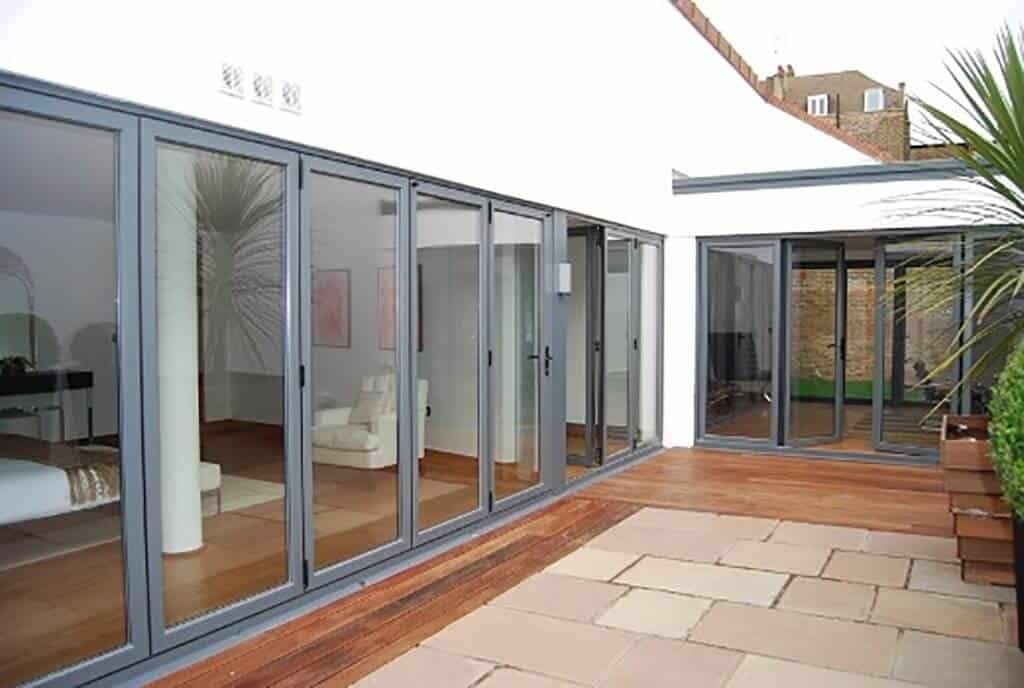 Bi Fold Doors Bristol Bi Fold Doors Bath Efficient Chic