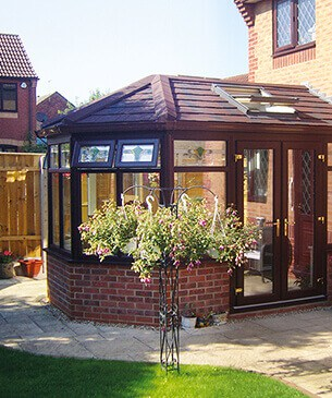 Guardian Warm Core Tiled Conservatory Roof. Perfect ...