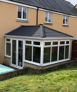 guardian conservatory roof companies Bristol
