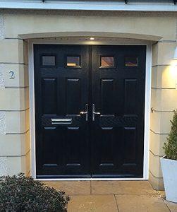 New french composite door