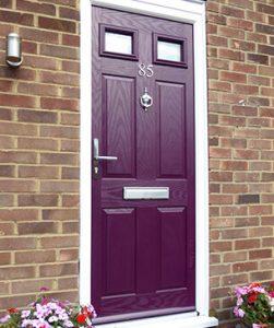 New composite front door Bristol