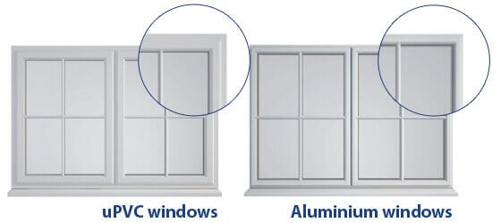 High-Quality Aluminium Windows. Custom Made Windows . Bristol Bath