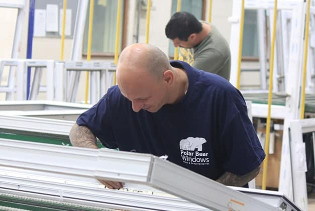 manufacturing double glazing windows