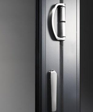 bi-fold door handles