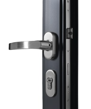 bi-fold handle