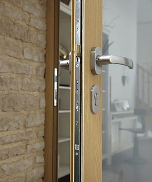 locking system bi-fold doors