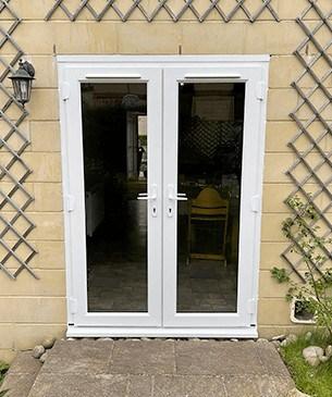 installation of french doors in Bristol